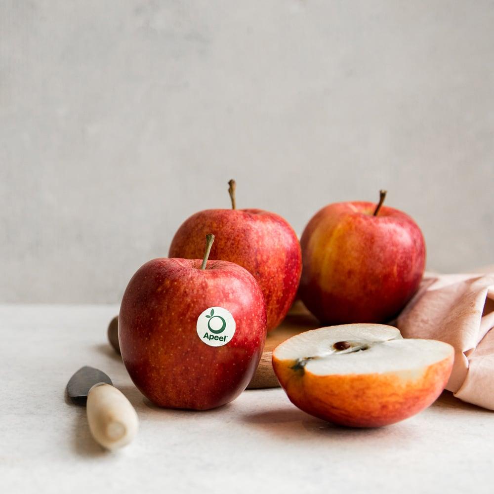 Apple-Apeel-Sticker